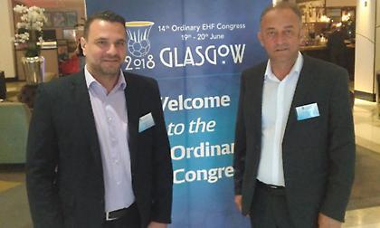 Οι αποφάσεις του Κογκρέσου της EHF