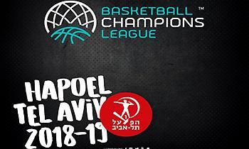 Στο Basketball Champions League και η Χάποελ Τελ Αβίβ