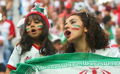 Ισοφάρισε, αλλά… τσάμπα χάρηκε το Ιράν (video)