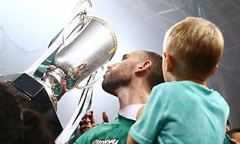 Λοτζέσκι: «Ήθελα πολύ το πρωτάθλημα, να μείνω στον Παναθηναϊκό»