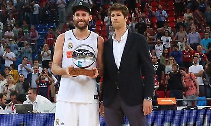 ACB: Ρούντι από τα… παλιά μπήκε σε ένα ξεχωριστό κλαμπ των MVP! (video)