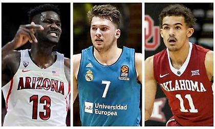 NBΑ: Τα 8 μεγαλύτερα ονόματα του draft! (video)