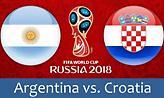Αργεντινή-Κροατία: Η «Χ»αρά της μιας, λύπη της άλλης…