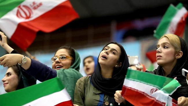 Το τελευταίο ματς που παρακολούθησαν ποδόσφαιρο οι Ιρανές