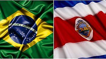Βραζιλία-Κόστα Ρίκα: Το φαβορί πρέπει να το… δείξει