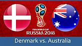Οι 11άδες στο Δανία-Αυστραλία