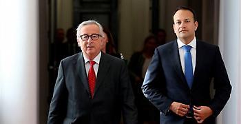 Μήνυμα ενότητας έστειλε από το Δουβλίνο η ΕΕ προς το Λονδίνο