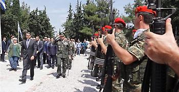 Μητσοτάκης: Τσίπρας και ΑΝΕΛ εκχώρησαν τη μακεδονική εθνότητα και γλώσσα