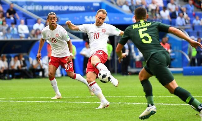 Βολική ισοπαλία για τη Δανία!