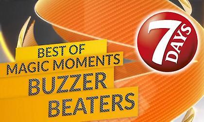 Με Γουίλτζερ και Σίνγκλετον τα κορυφαία buzzer beater της φετινής Ευρωλίγκας (video)