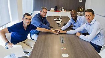 Πρώτη συνάντηση Βαλβέρδε, Αμπιντάλ και Σεγούρα για τη… νέα Μπαρτσελόνα
