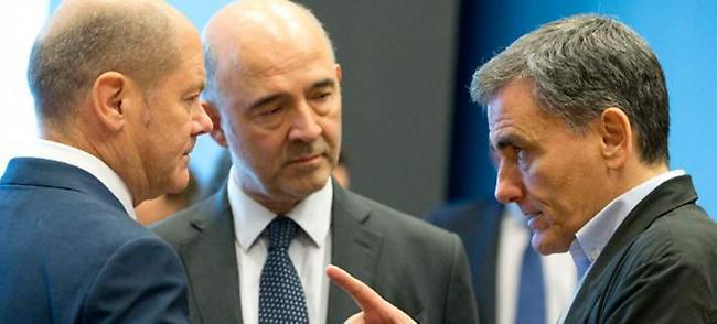 Εμπλοκή στο Eurogroup: Διαφωνίες για τον χρόνο επιμήκυνσης -Σκληρό παζάρι