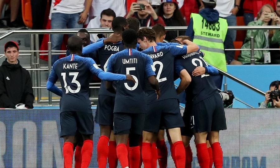 Έκανε check-in για τους «16» η Γαλλία!
