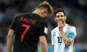 Η τέταρτη πιο βαριά ήττα της Αργεντινής σε Μουντιάλ