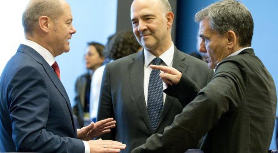 Συμφωνία για το χρέος στο Eurogroup - 10ετή επιμήκυνση και δόση 15 δις ευρώ