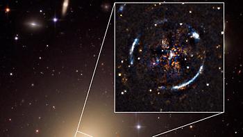 Ο Αϊνστάιν επιβεβαιώθηκε για μία ακόμη φορά και μάλιστα... σε άλλο γαλαξία!