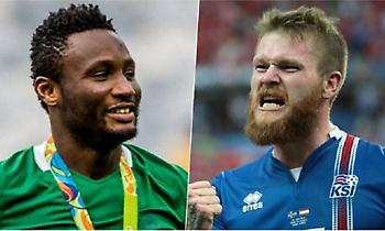 Νιγηρία-Ισλανδία: Η ευκαιρία τους μετά το κάζο της Αργεντινής