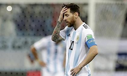 Μουντιάλ: Κατρακυλάει η Αργεντινή!