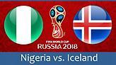 LIVE: Νιγηρία-Ισλανδία (18:00)