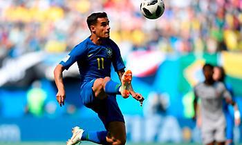 Δύο γκολ στις καθυστερήσεις για τη Βραζιλία! (video)