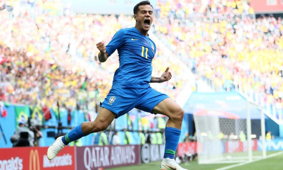 Λύτρωσε τη Βραζιλία ο Κοουτίνιο!