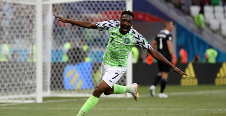 Λιονέλ… Μούσα «έφτιαξε» Νιγηρία και Αργεντινή!