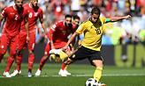 Το οριακό πέναλτι του Βελγίου για το 1-0 (video)