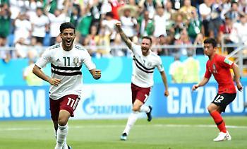 LIVE: Νότια Κορέα-Μεξικό 0-0