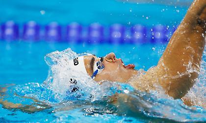 Τρία χάλκινα στην κολύμβηση στους Μεσογειακούς!