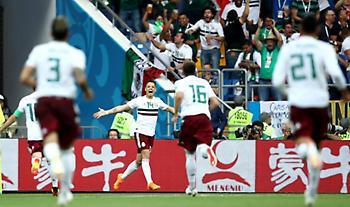 Τα highlights από τη νίκη του Μεξικού κόντρα στη Ν. Κορέα (video)