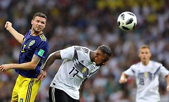 Τα highlights από τη νίκη της Γερμανίας κόντρα στη Σουηδία (video)