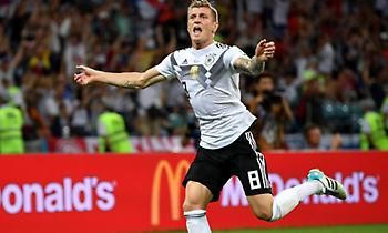 Το πρόσωπο της ημέρας: Το 13ο του Κρόος ήταν το... τζόκερ της Γερμανίας!