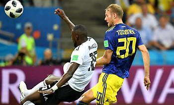 Τρέλα στον 6ο όμιλο: Όλα ανοιχτά για Γερμανία, Σουηδία ακόμα το Μεξικό!