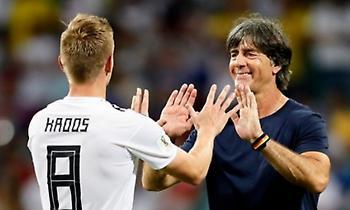Λεβ: «Μόλις δεχτήκαμε το γκολ, κυριαρχήσαμε»