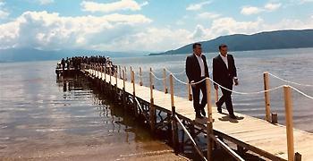 Ανταποκριτής FAZ: «Διπλωματικό αριστούργημα» η συμφωνία Ελλάδας και ΠΓΔΜ