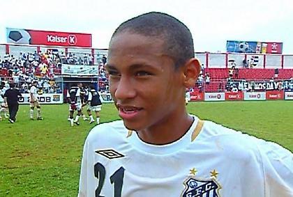 Ο Νεϊμάρ στην Ρεάλ σε ηλικία 13 ετών; (pic)
