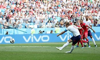 Τρίτο γκολ στο Μουντιάλ ο Κέιν, «καθαρίζει» η Αγγλία! (video)