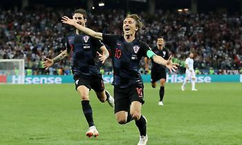 «Ο Μόντριτς θα κέρδιζε τη Χρυσή Μπάλα αν ήταν Ισπανός ή Γερμανός»