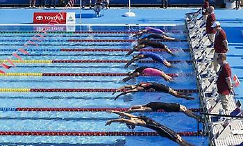 Δέκα κολυμβητές προκρίθηκαν στους τελικούς των Μεσογειακών