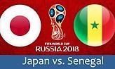 Οι ενδεκάδες στο Ιαπωνία – Σενεγάλη