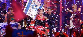 Eurovision 2019: Στο Ισραήλ και επίσημα ο επόμενος διαγωνισμός