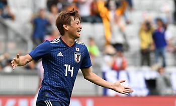 Ο Ινούι ισοφάρισε για τους Ιάπωνες! (video)
