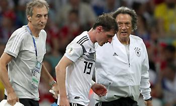 «Παίζεται» του Ρούντι στη Γερμανία