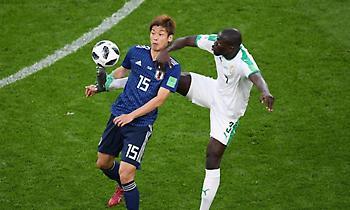 Τα highlights του Ιαπωνία-Σενεγάλη