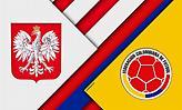 LIVE: Πολωνία-Κολομβία 0-0