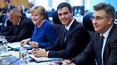 Βρυξέλλες: Συμφώνησαν σε… κοινό όραμα για το μεταναστευτικό οι 16 ηγέτες της άτυπης Συνόδου Κορυφής