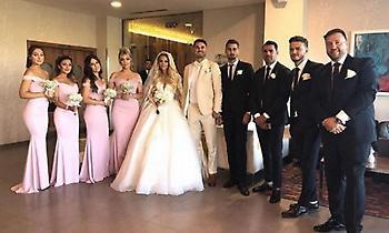 Παντρεύτηκε ο Αϊντάρεβιτς (pics)