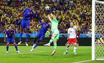 LIVE: Πολωνία-Κολομβία 0-3 (Τελικό)