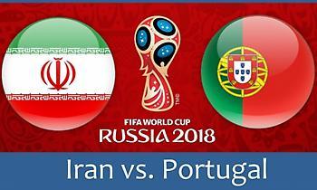 Ιράν-Πορτογαλία: Ο χαμένος… αποκλείστηκε!