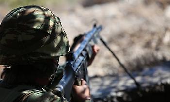 Στρατιώτης άρχισε να πυροβολεί σε στρατόπεδο των Χανίων!